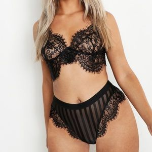Other - Plus lace strip set